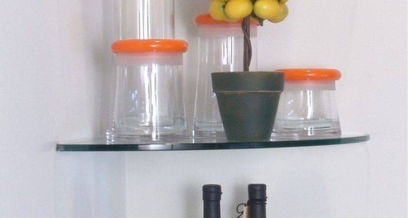 Collection Floating Glass Shelves