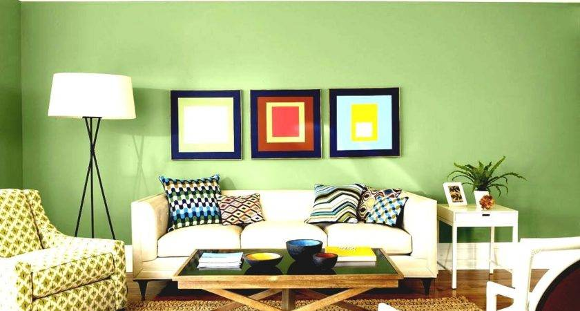 Color Combination Living Room Paint Modern House