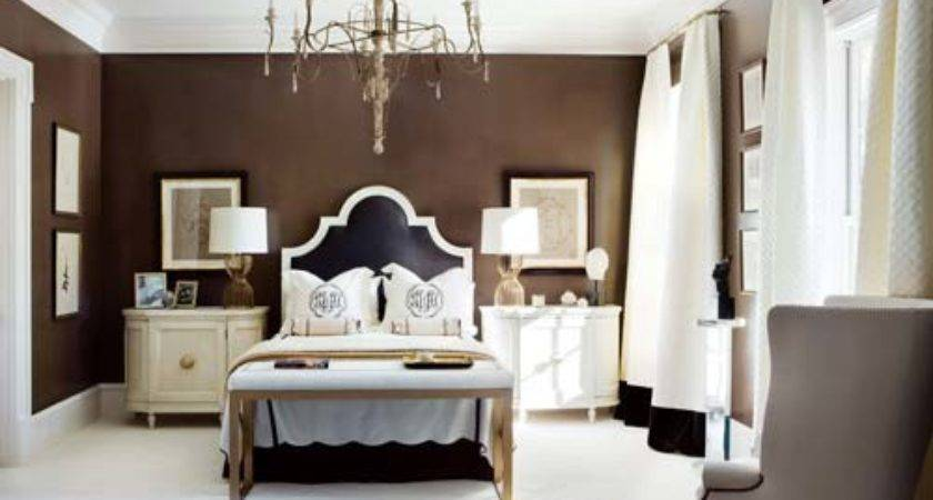 Color Inspiration Chocolate Brown White