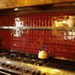 Colorful Kitchen Backsplash Decozilla