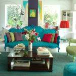 Colorful Living Room Inspirations Adorable Home
