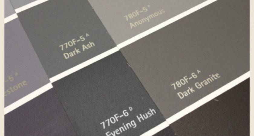 Colorfully Behr Perfect Shades Gray