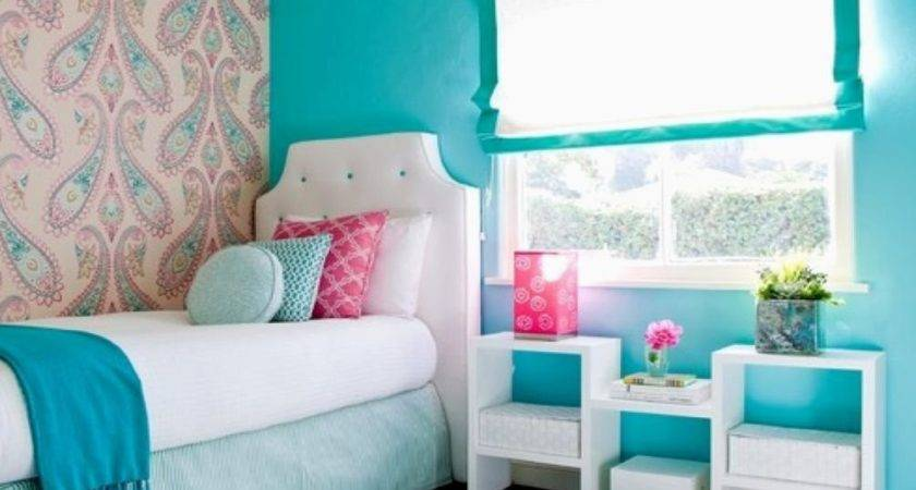 Colour Combination Wall