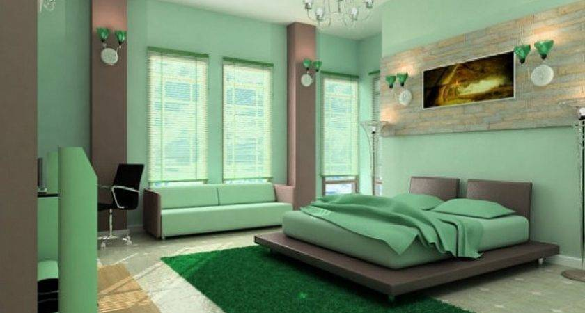Colour Shades Bedroom Ideas Make Small