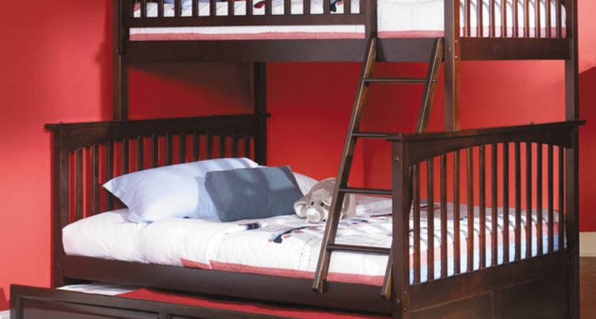 Columbia Twin Over Bunk Bed Modern Kids Beds