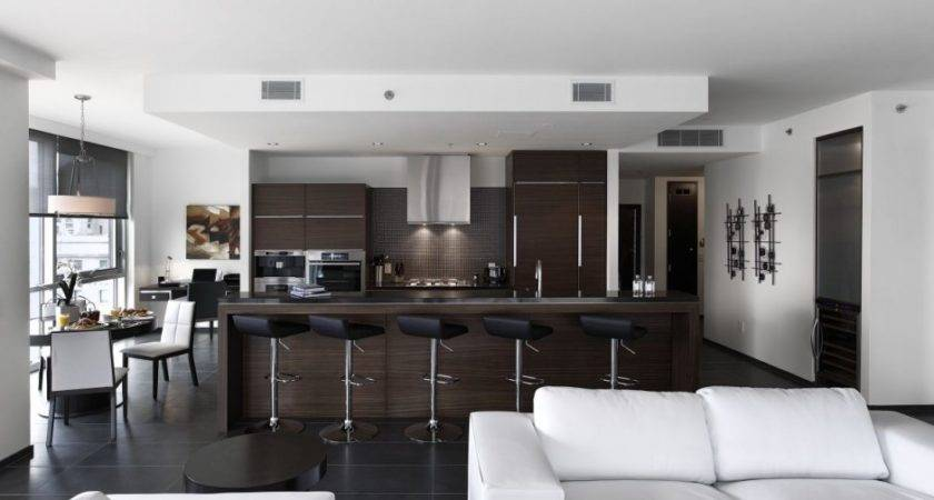 Combined Living Room Kitchen Designs Home Vibrant
