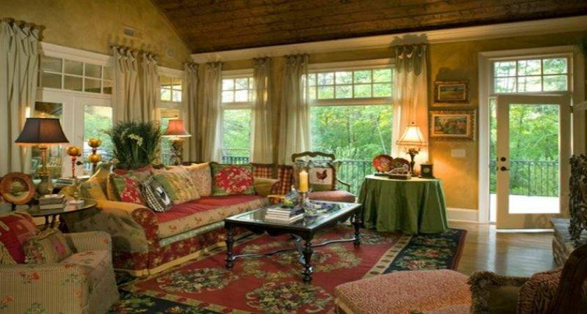 Comfortable Country Living Room Furniture Your Dream Home