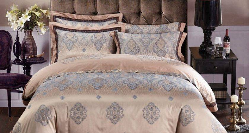 Compare Prices Purple Gold Comforter Sets