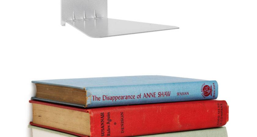 Conceal Shelf Invisible Gives Illusion Floating