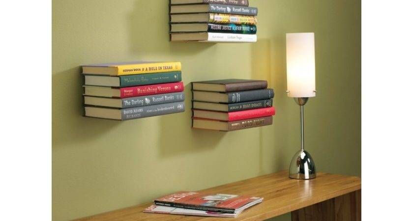 Concealed Book Shelf Small