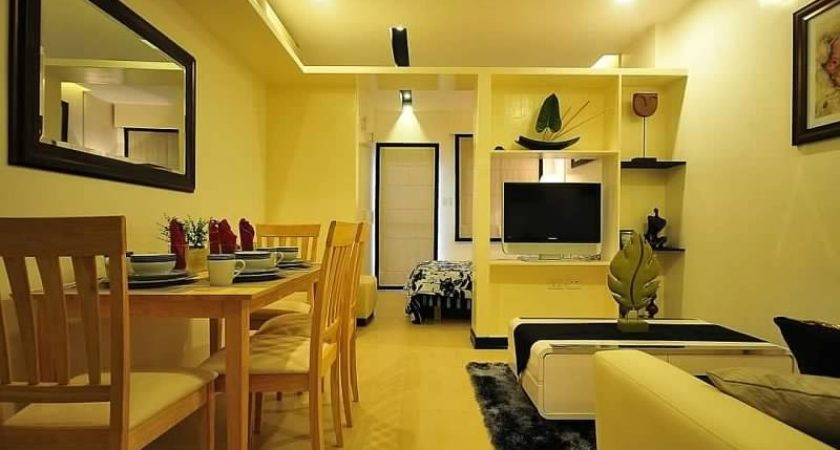 Condominium Rent Angeles City Alluring Studio Type