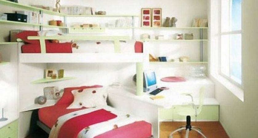 Contemporary Kids Bedroom Concepts Tiny Area