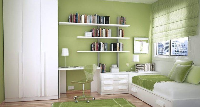Contemporary Kids Room Design Lime Green Grey Bedroom