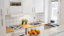 Contemporary Small Apartment Kitchen Iroonie