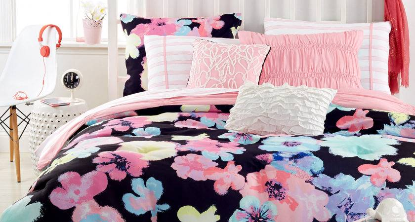 Cool Bedding Teens Home Design