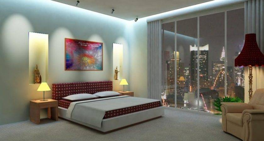 Cool Bedroom Designs Home Interior Design Ideas