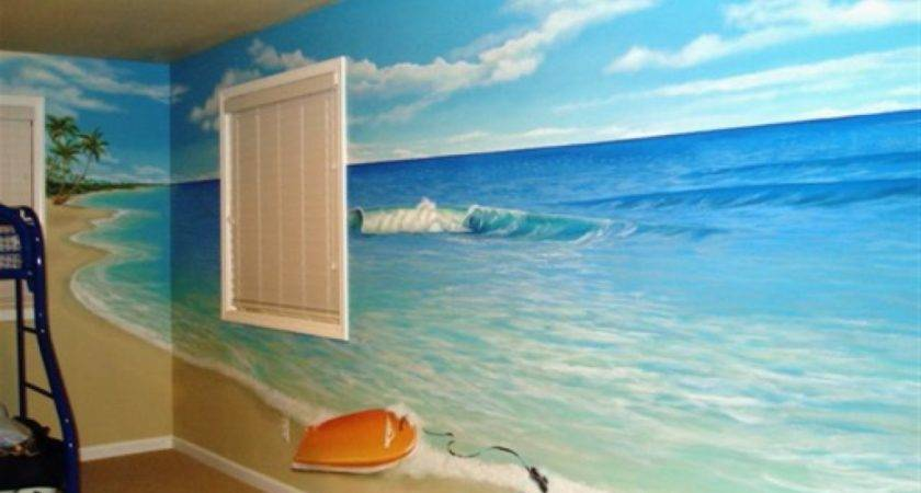 Cool Bedrooms Water Fresh Decor Ideas