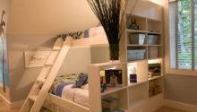 Cool Bunk Beds Teenage Girls Stairs Bedroom