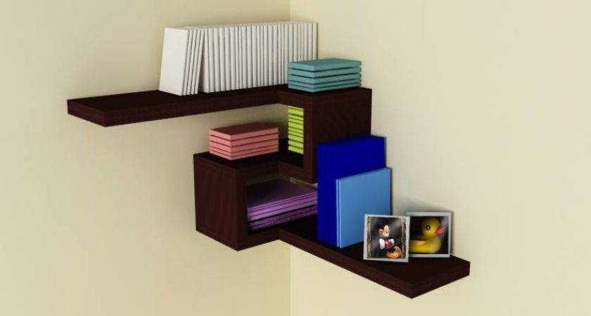 Cool Corner Shelf Designs Your Home