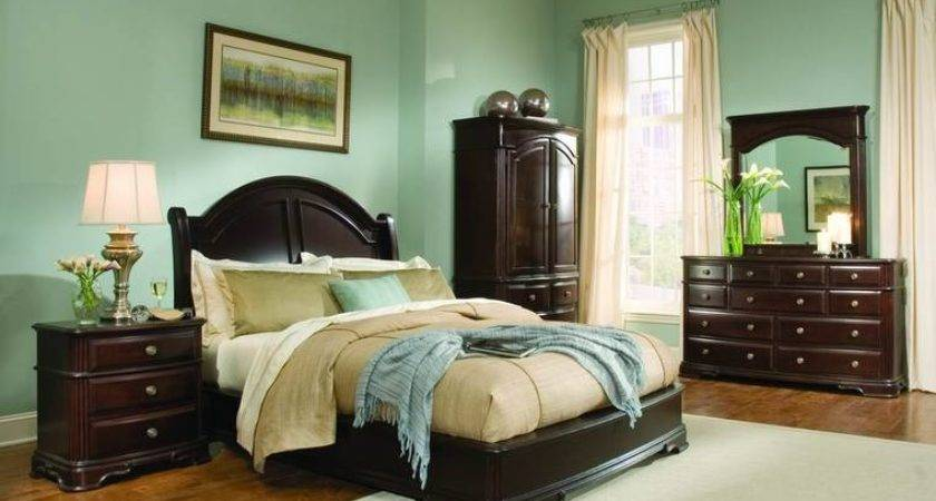 Cool Dark Brown Bedroom Furniture Ideas