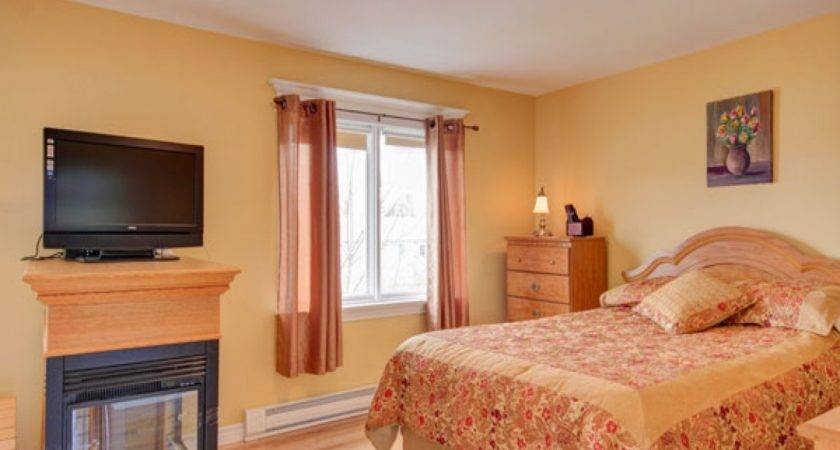 Cool Ideas Small Bedrooms Light Orange Paint Colors