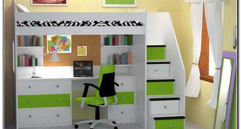 Cool Insanely Fun Kids Loft Beds Ideas