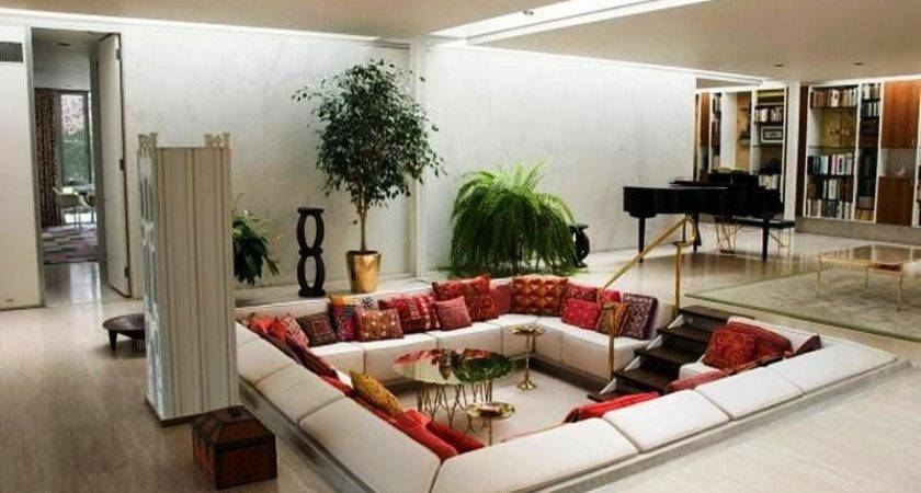 Cool Living Room Colors Modern House