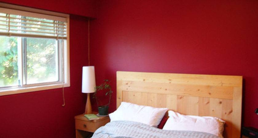 Cool Paint Ideas Red Bedrooms Bedroom Decorating