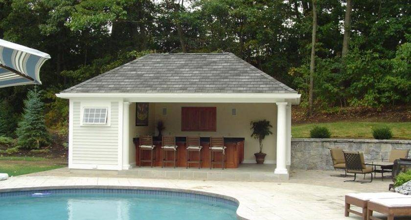 Cool Pool House Ideas Tips