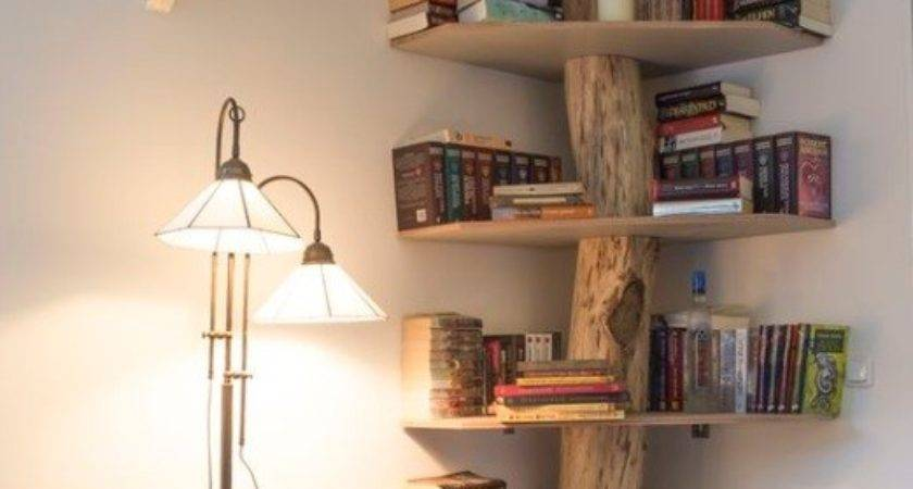 Cool Shelves Ideas Decorate Room Home Interiors