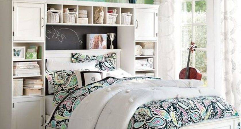 Cool Teen Girl Room Ideas Small Bed