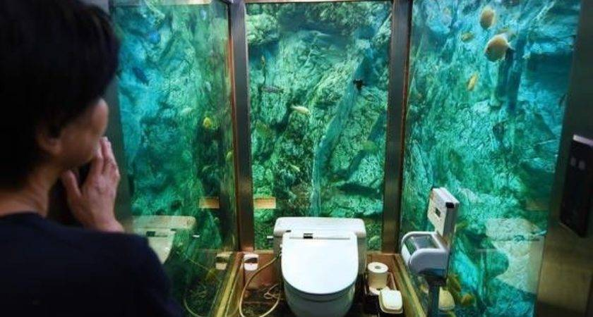 Coolest Toilets Around World