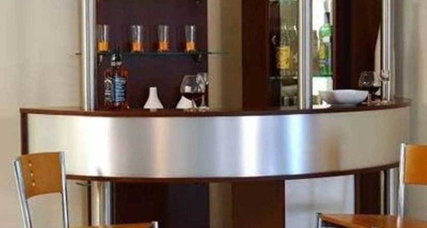 Corner Living Room Bars Ideas Including Awesome