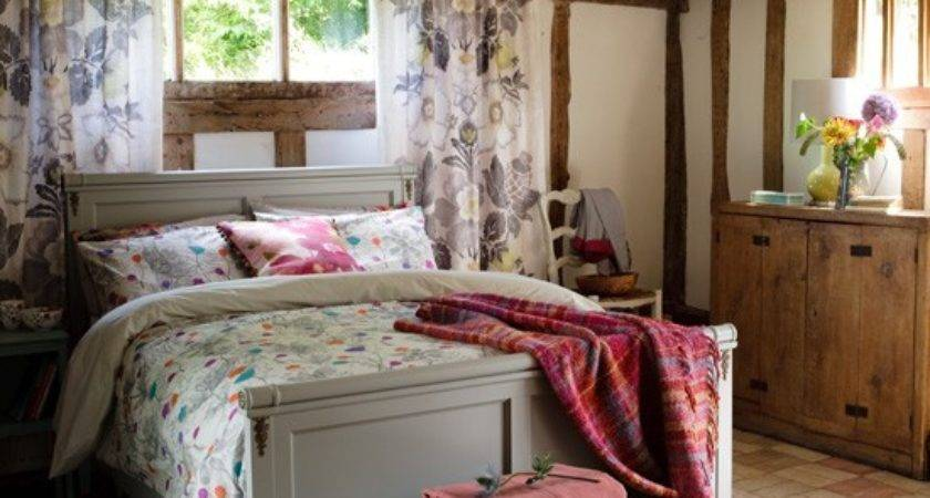 Cosy Country Bedroom Decorating Ideas Beds