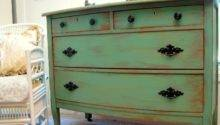 Cottage Instincts Paint Distress Dresser