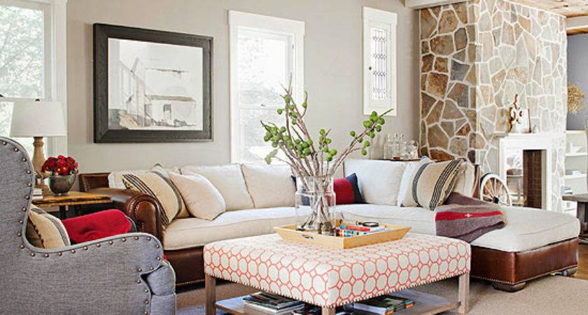 Cottage Living Room Decorating Ideas