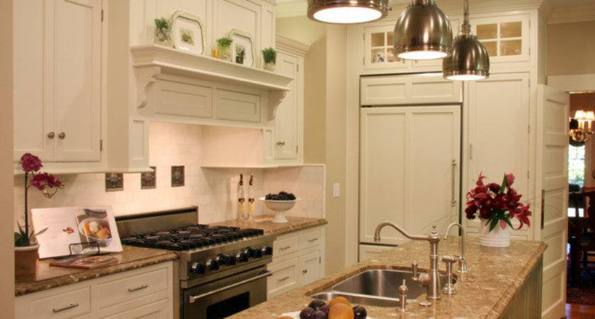 Cottage Style Cream Kitchen Hgtv