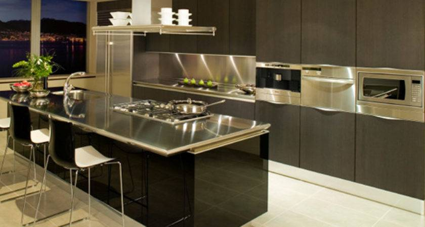 Countertops More Louis Stainless Steel