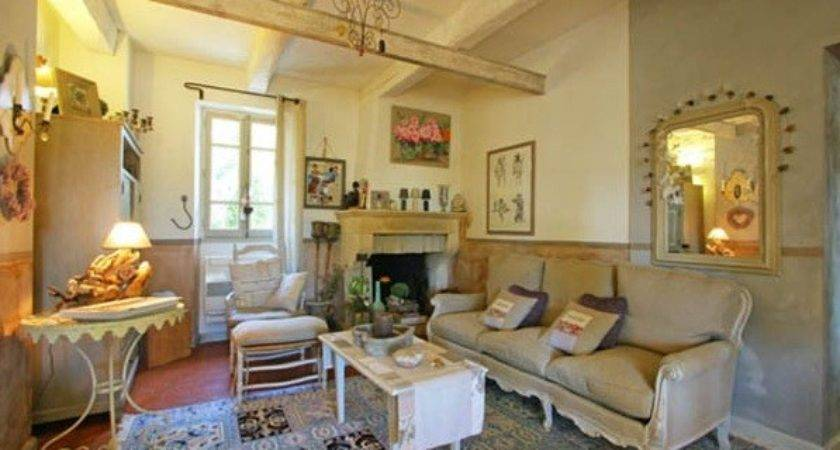 Country Chic Living Room Ideas Painted Furniture