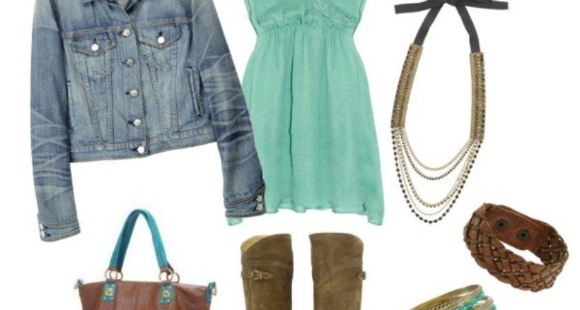 Country Chic Weekend Outfit Polyvore