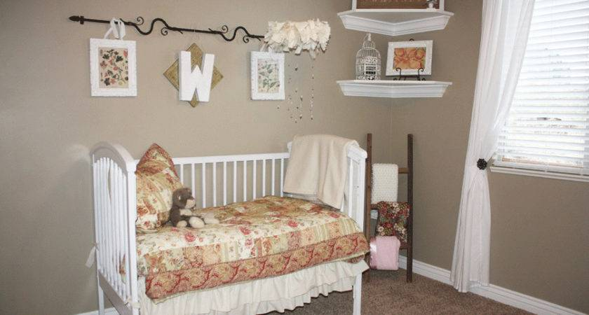 Country Girl Home Little Baby Nursery