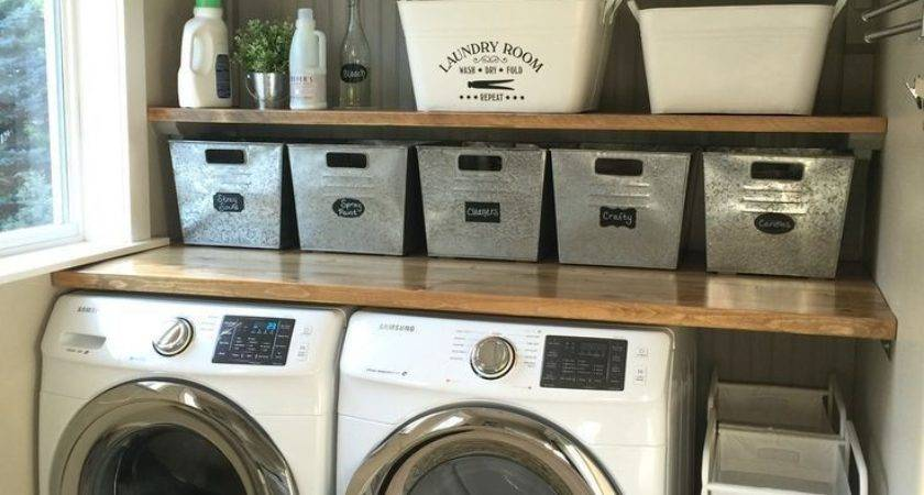 Country Laundry Room Decorating Ideas Best Home Design