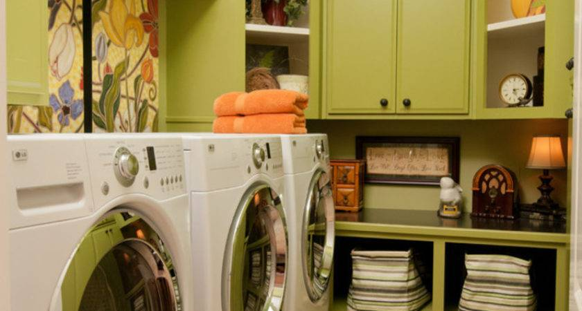Country Laundry Room Decorating Ideas Decosee