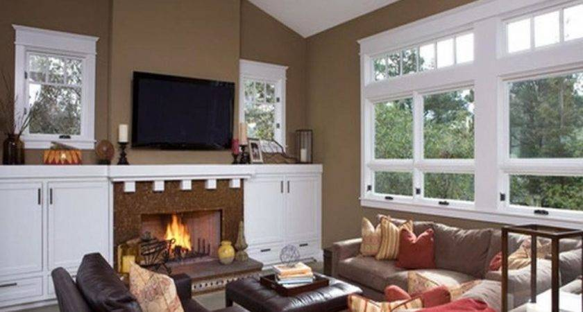 Country Paint Colors Living Rooms