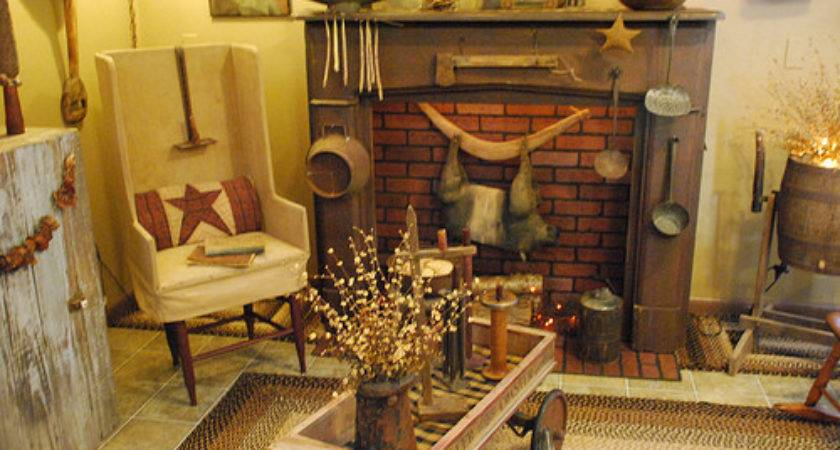 Country Primitives Home Decor Beautiful Modern