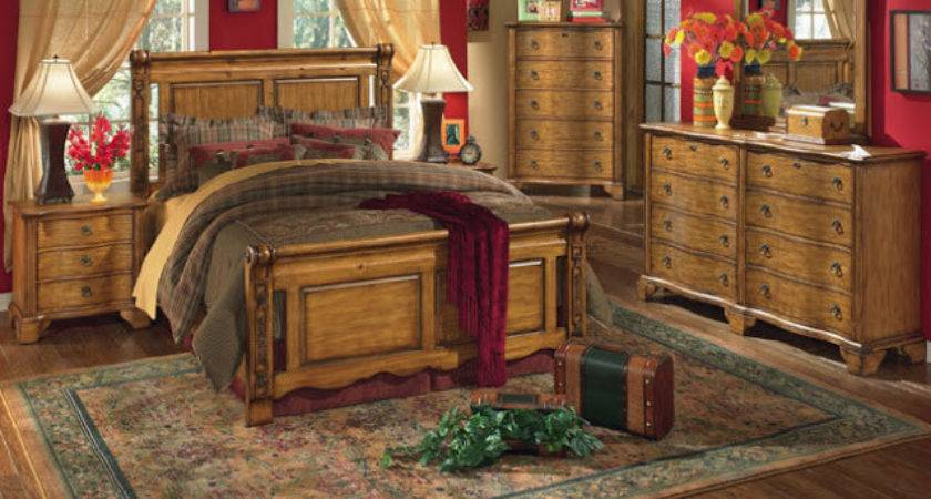 Country Style Bedrooms Decorating Ideas Interior