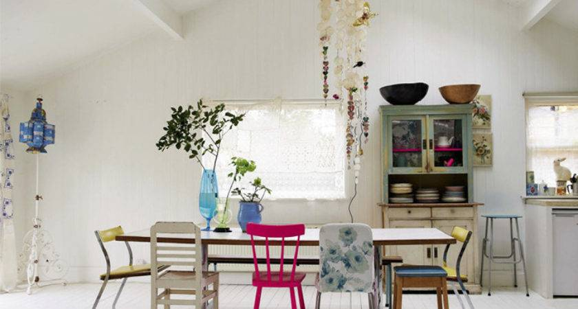 Country Style Chic Eclectic Vintage