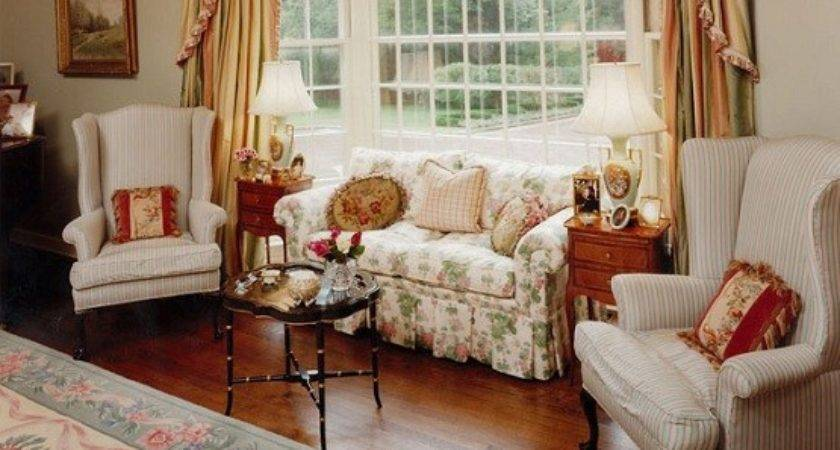 Country Style Living Room Furniture English