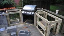 Cow Spot Outdoor Kitchen Part