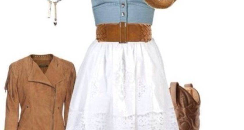 Cowgirl Outfits Pink Dresses Cute Outfit Ideas